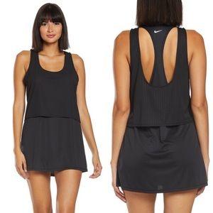 NIKE Mesh Reversible Coverup Dress Medium